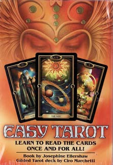 Easy Tarot deck & book