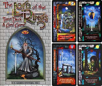 Lord of the Rings dk & game