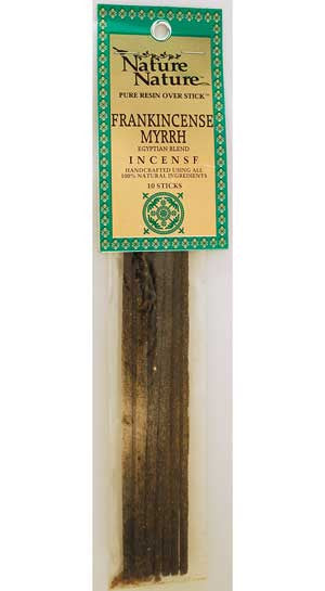 Frankincense/Myrrh Egyptian Blend stick 10pk