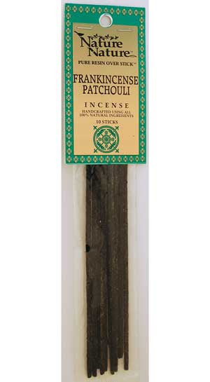 Frankincense/Patchouli stick 10pk