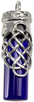 Celtic Knot Round Bottle