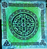 shield knot altar cloth 36 x 36