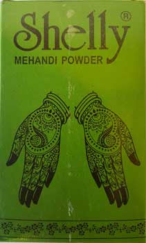 100 gms Henna powder by Shelly