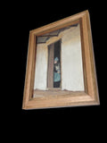 Hand Made Almond wood Picture Frame 35cm x 35cm - Imagina Natural