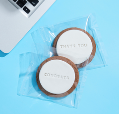 corporate cookies desk