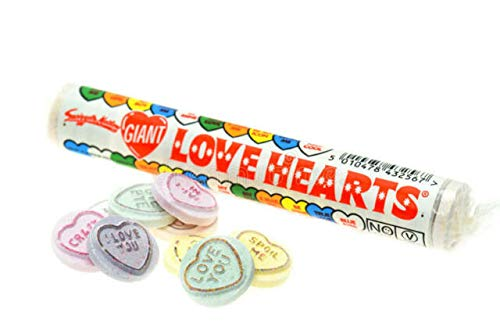 Swizzle love hearts pack candy