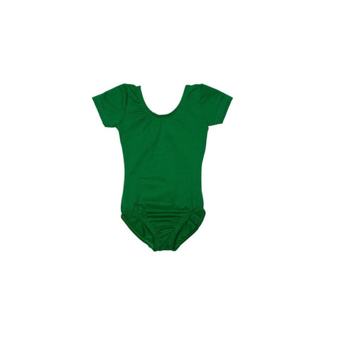 Evergreen leotard