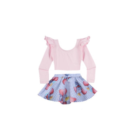 Dumbo skirt set
