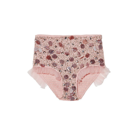 Fancy sequin bloomers