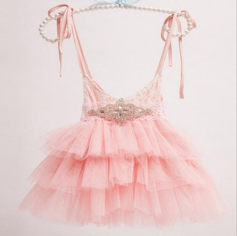 Wedding Fancy tutu dress