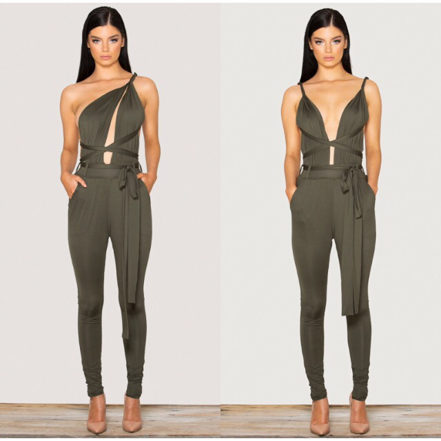 Penny Jumpsuit - Haus Of Layers - 1