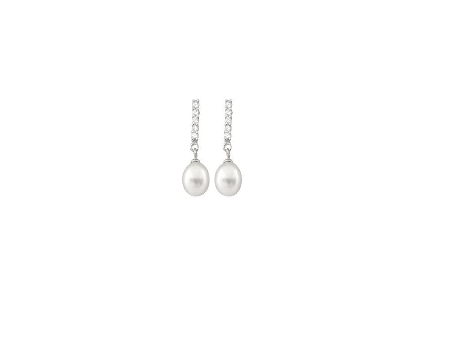 Fancy Drop Earrings: DOPNESR-231E