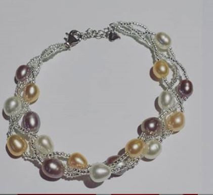 Pearl Neck Piece