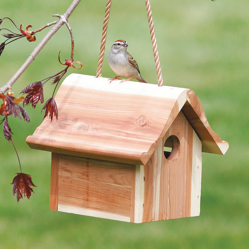 Attracting Nesting Birds with Better Birdhouses