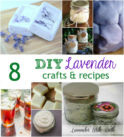 https://www.myboysandtheirtoys.com/8-diy-lavender-crafts-recipes/