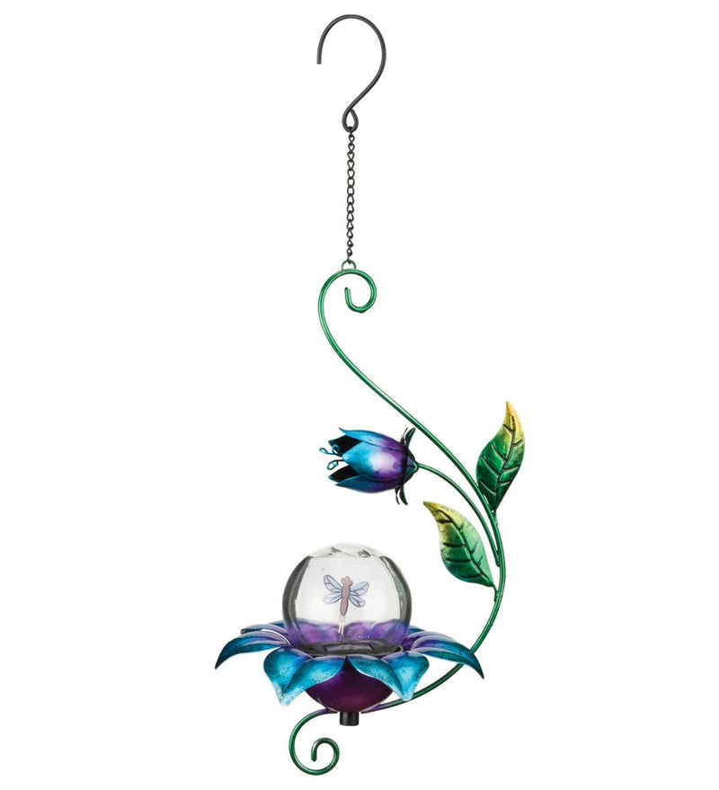 Twinkle Hanging Solar Lights -Hummingbird, Butterfly, Dragonfly & Bee - YourGardenStop