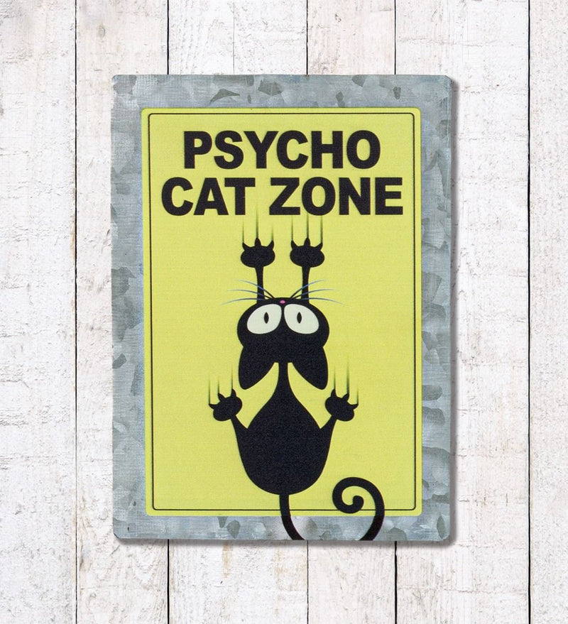 Cat Zone - Funny Signs (Small) - YourGardenStop