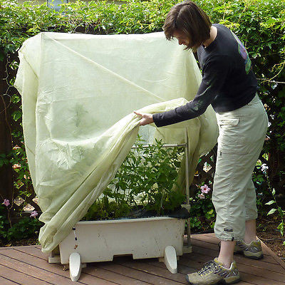 Frost Protek Tall Cover (Green) - YourGardenStop