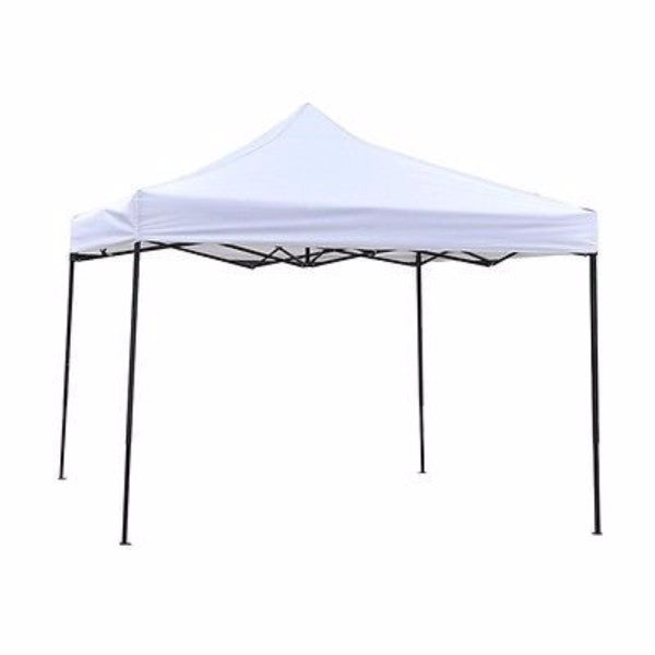 White 10' x 10' Outdoor Water Resistant Canopy - YourGardenStop