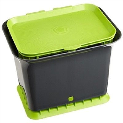 Fresh Air Kitchen Compost Collector Composting Bin - YourGardenStop