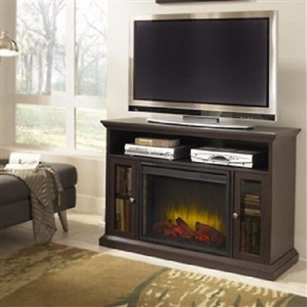 Electric Fireplace Space Heater TV Stand 13500 Watt - YourGardenStop