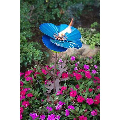 Himalayan Poppy Garden Stake Torch - YourGardenStop