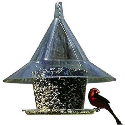 Squirrel-Proof Wild Bird Feeder -Feeds 10 Birds at once - YourGardenStop