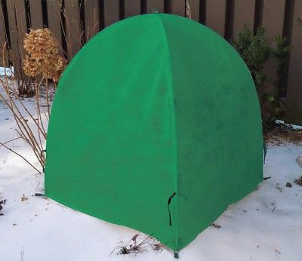 NuVue Frost Cover Gen II Synthetic Framed HD Garden Covers (Various Sizes) - YourGardenStop