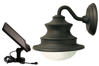 Gama Sonic Solar Barn Light - YourGardenStop