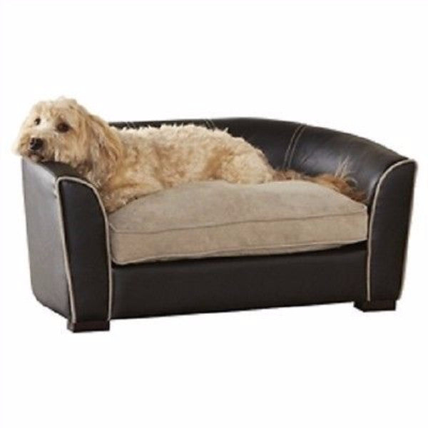 Ultra Comfort Dog Bed Sofa with Washable Cushion - YourGardenStop