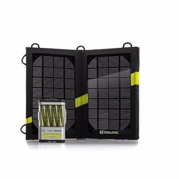 Folding Solar Panel Smartphone Table Charging Kit Charge Phone in 1 Hour - YourGardenStop