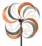 "26"" Rotating Wind Spinner - Swirls by Regal - YourGardenStop"
