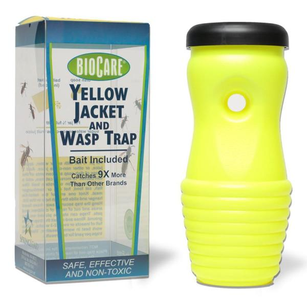 Yellowjacket and Wasp Trap - YourGardenStop