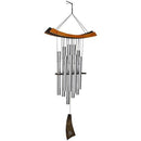 Woodstock Chimes Healing Chime (Silver or Bronze) - YourGardenStop