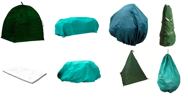 NuVue Fall/Winter Plant Protection Covers (Various Sizes) - YourGardenStop