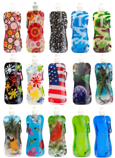 Pocket Bottles (Various Colors)