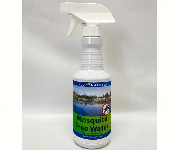 Mosquito Free Water Preventor