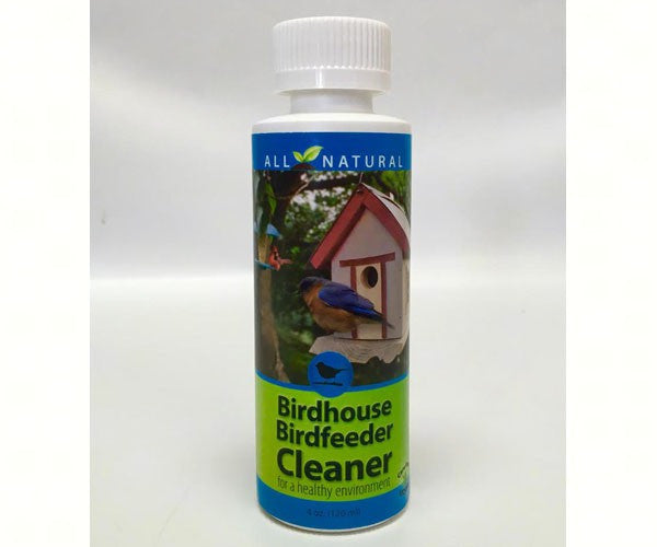 Birdfeeder Birdhouse Cleaner - 4 oz
