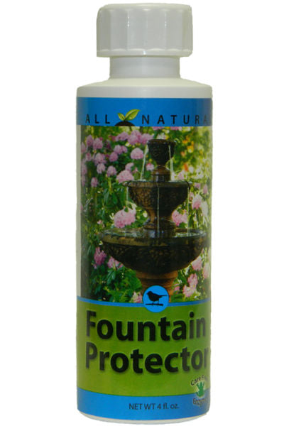Care Free Enzymes Small Fountain Protector 4oz - YourGardenStop