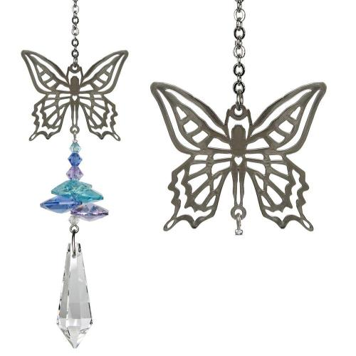Fantasy Hanging Crystals by Woodstock Chimes - YourGardenStop