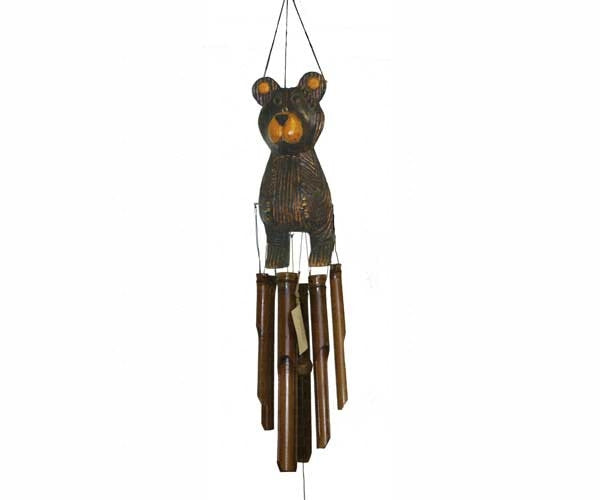 Barry Bear Wind Chime - YourGardenStop