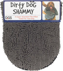 Dirty Dog Shammy in Grey or Brown - YourGardenStop