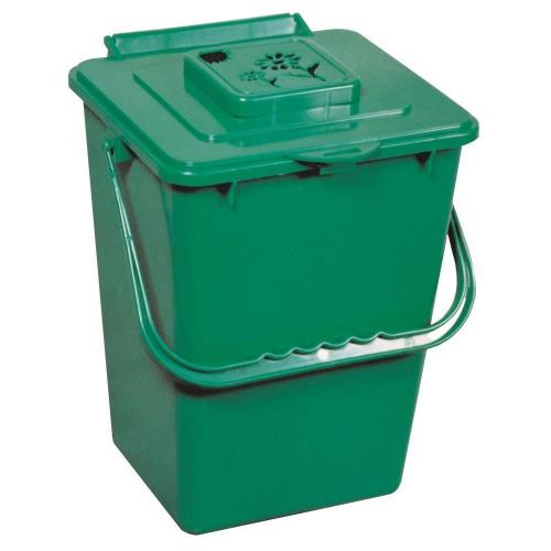 2.4 Gallon Kitchen Composter Waste Collector Bin - YourGardenStop