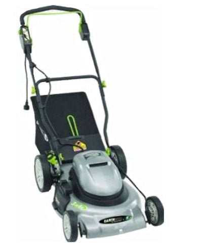 20-inch 12 Amp Mulching/Bagging Electric Lawn Mower - YourGardenStop