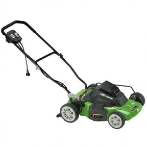 14-inch 8 Amp Mulching Electric Lawn Mower by Earthwise - YourGardenStop