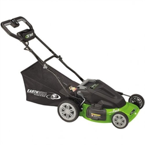 Earthwise 36-volt Cordless Electric Lawn Mower - 20-inch - YourGardenStop