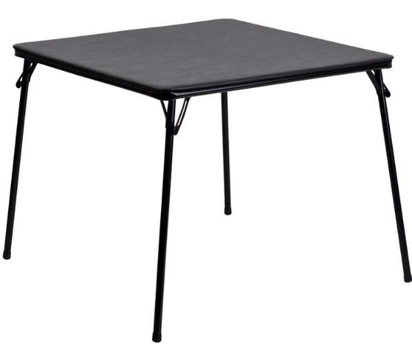 Black Multi-Purpose Folding Table - YourGardenStop