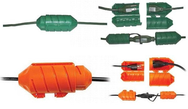 Cord Connect in Industrial Orange or Outdoor Green - YourGardenStop