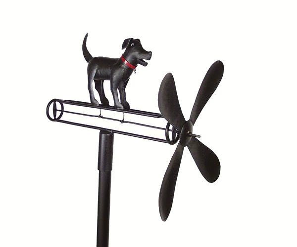 Whirligig (Cat Aviator, Grey Cat, Black Lab, Dog Aviator) - YourGardenStop