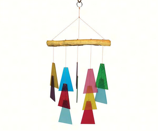 Trapezoid Wind Chime - YourGardenStop